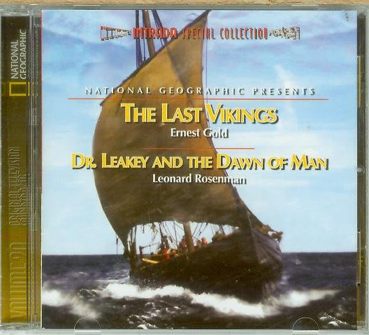 """""""The Last Vikings / Dr. Leakey And The Dawn""""- Ernest Gold,美版"""