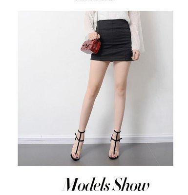 欧美透明高跟鞋
