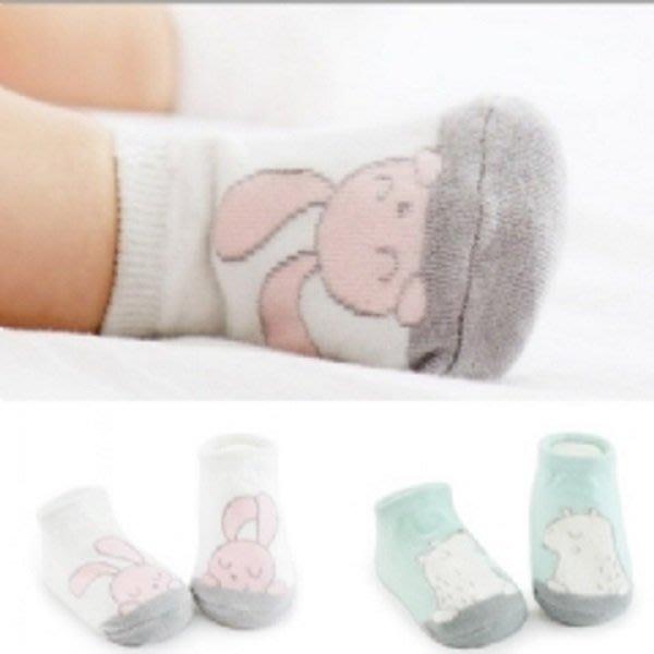 【現貨】襪子 韓國新款兒童襪 寶寶襪 不對稱可愛地鼠兔兔襪 童襪 [ MACHI SHOP ]