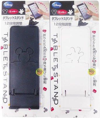 【JPGO日本購】特價-日本進口 迪士尼米奇 手機架.平板架 可調整12階段高度 顏色隨機出貨 #880