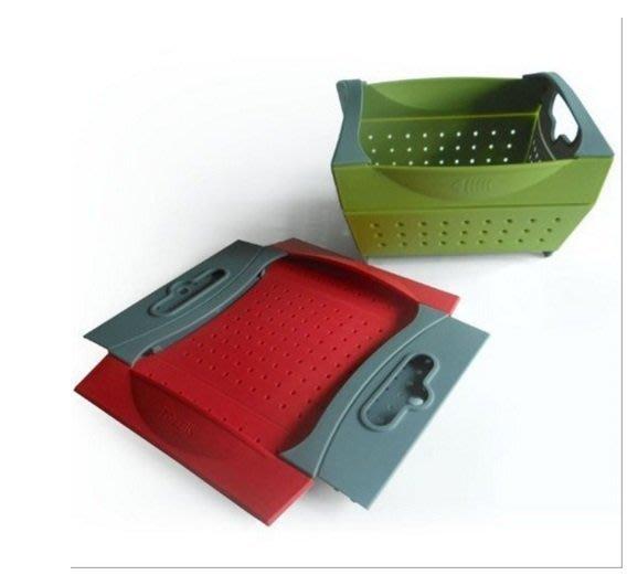 戶外 露營 瀝水洗菜籃 水果籃 瀝水籃 專利設計 露營 戶外 野炊 野餐 摺疊水果籃