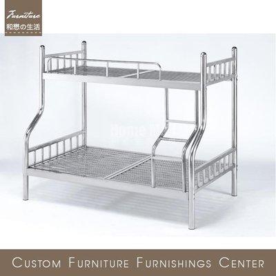 HOME MALL~白鐵雙層鐵床 $10700~(雙北市免運費)7S
