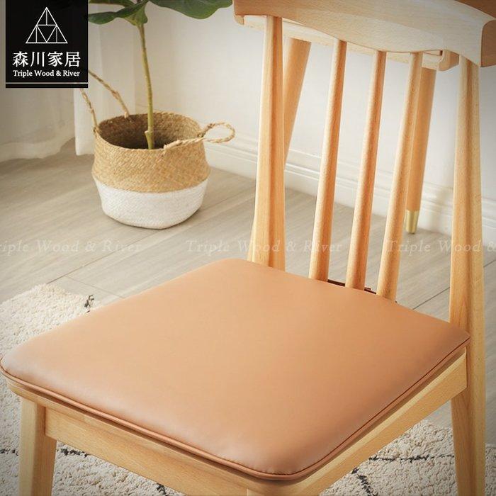 《森川家居》NRC-51RC02-北歐實木山毛櫸餐椅 椅凳餐廳客廳房間民宿/收納設計/日式原木LOFT品東西IKEA