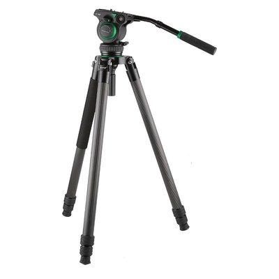 【相機柑碼店】LVG K-4363C+ST-7000 碳纖維 4號三腳架套組 公司貨 6年保固