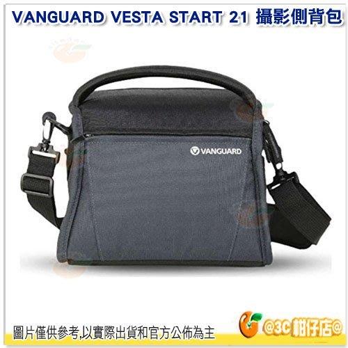 @3C 柑仔店@ 精嘉 VANGUARD VESTA START 21 攝影 側背包 公司貨 一機二鏡 附防雨罩