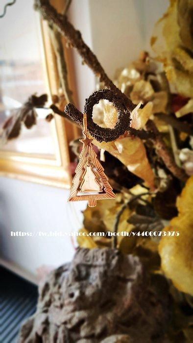妍媽咪ㄉ西洋古董 ~美國AVON 1986聖誕樹系列 Christmas tree墜飾 ~ Vintage 復古 珠寶~