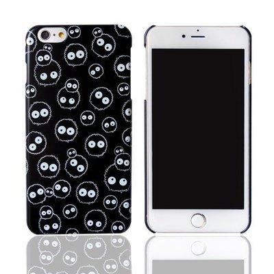 Kalo 卡樂創意 iPhone 6 PLUS (5.5吋) 彩繪設計保護殼-黑黑小精靈