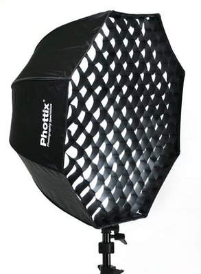 呈現攝影-Phottix 八角簡易傘式...