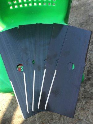 ㊣成發機械五金批發㊣日本鋼材 台灣代工 割草機 2T 刀片(割草刀片) 刀片 10  除草機 鎢鋼刀片 堅韌無比