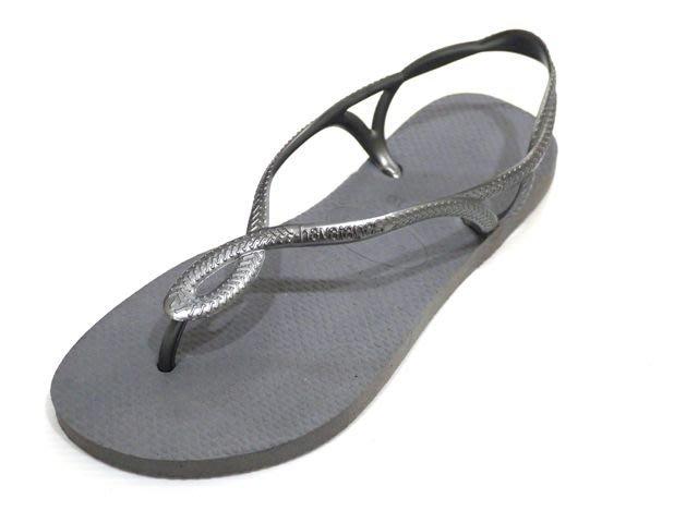 [Ralvi]全新超值Havaianas(哈瓦仕)LUNA 涼鞋系列 巴西夾腳拖/人字拖/拖鞋(女款)