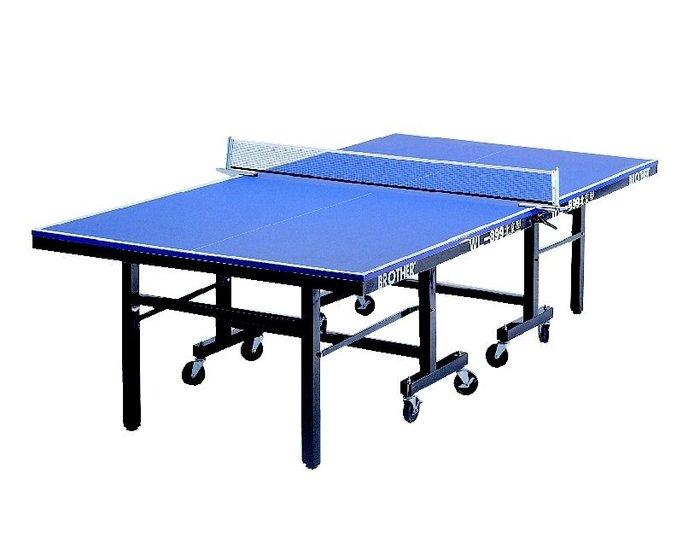 BROTHER兄弟牌重慶型19m/m專業桌球台WL-890,桌框55*30MM,採進口球桌專用纖維板19mm