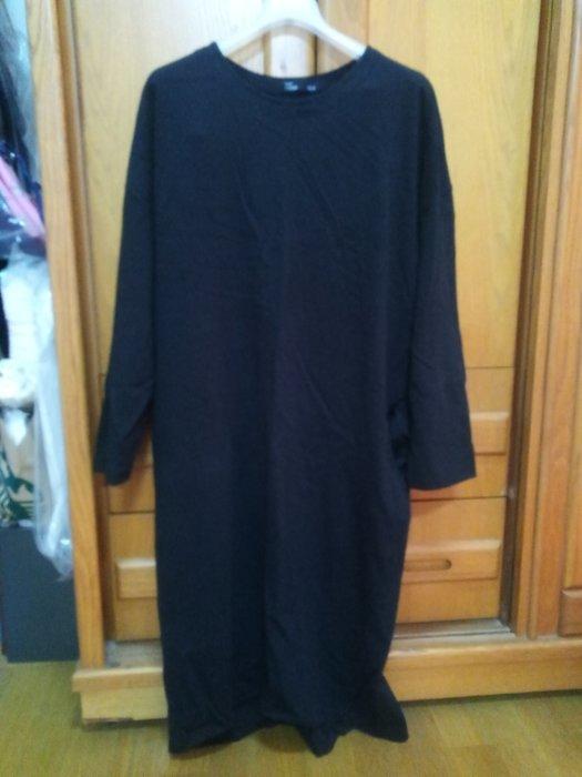 全新韓國帶回黑色洋裝