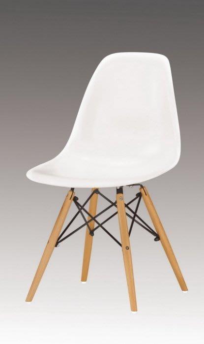 【DH】商品編號G1027-12蒂喬餐椅/白色(圖一)白色/黑色/橘色/綠色。四色可選。細膩優質。主要地區免運費