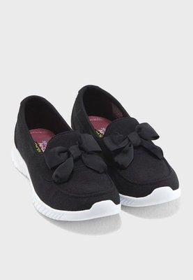新品到~保證正品~SKECHERS 23632 BKW Wave-Lite - 神奇冒險樂福鞋
