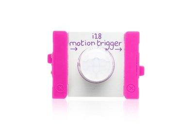 美國 littleBits 零件 (input):  motion trigger (8折出清)