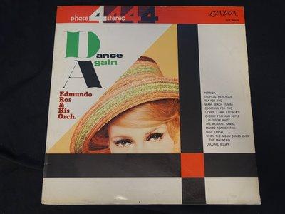 【柯南唱片】Edmundo Ros // Dance Again>>日版LP
