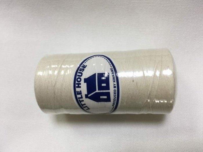 ~傑美屋~縫紉之家~ 金龜牌手藝材料~LITTLE HOUSE書縫線.疏縫線500M