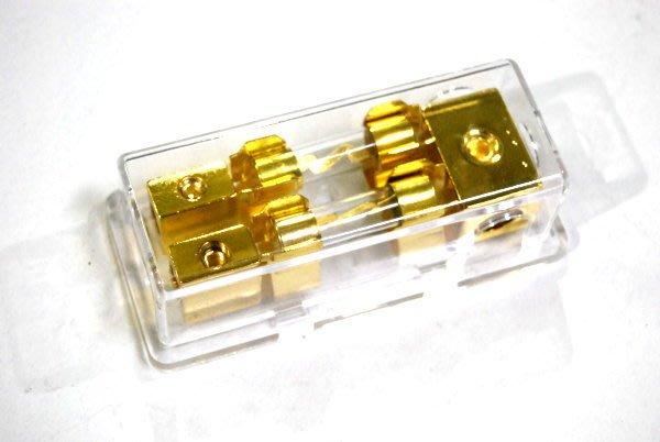 飛馳車部品~一入二出 音響電源 保險絲座 分配器 含60A保險絲X2 重低音 電容 擴大機