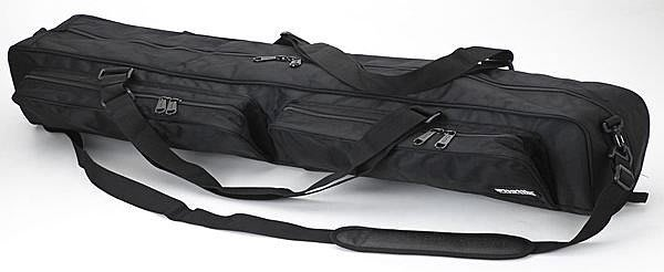 呈現攝影-德國Phottix 加厚燈架袋120cm 橫桿腳架背袋 提袋 外口袋 固定帶 燈腳架 滑軌離機閃