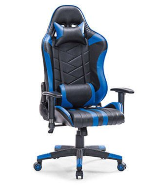 [ 家事達]台灣OA-3301-1 飆速電競科技時尚網椅 特價 洽談椅 電腦椅