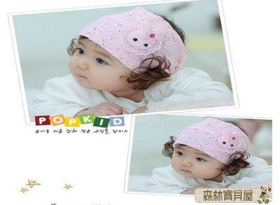 森林寶貝屋~韓款~寶寶可愛小兔假髮頭飾...