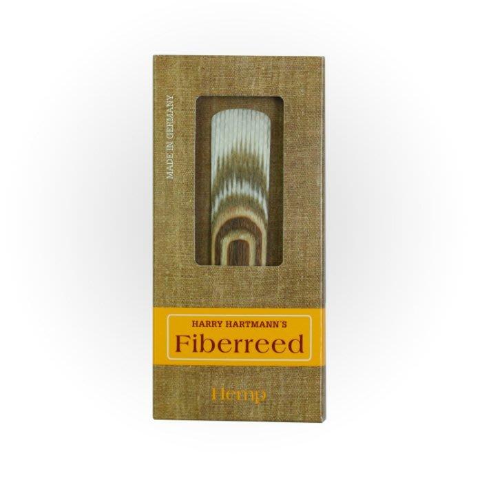 ∮愛友樂器∮ Harry Hartmann's Fiberreed Hemp Sop. sax 天然亞麻高音竹片