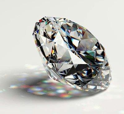 1-2克拉裸石 特價圓夢鑽石極光仿真鑽...