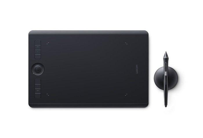 【Wacom 專賣店 PTH-860】Wacom Intuos Pro Large PTH-860/K0 專業繪圖板