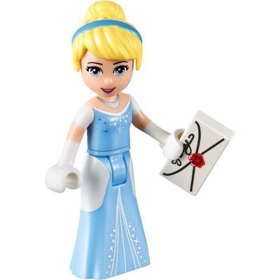 現貨【LEGO 樂高】全新正品 益智玩具 積木/ 迪士尼公主系列: 灰姑娘 Cinderella 仙杜瑞拉+信件