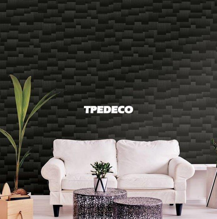 【大台北裝潢】PT馬來西亞現貨壁紙* 環保建材 幾何階梯(3色) 每支580元