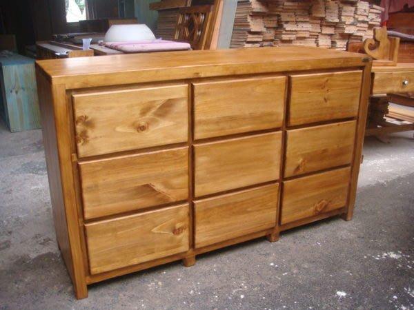 原木工坊~ 室內設計空間規劃   實木家具訂做首選   九斗收納櫃