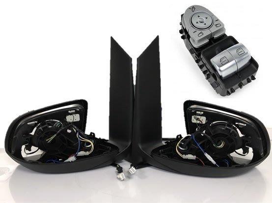 Benz V-Class W447 Metris/Vito 電動折疊後視鏡 電折後視鏡 改裝 美規 AMG