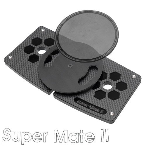 《Outlet特賣會》↘《御用良伴》Super Mate II DJI Mavic Pro 遙控器手機轉換架-送束口袋