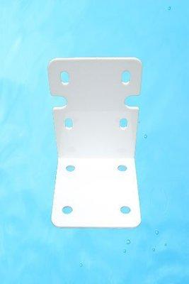 【清淨淨水店】大胖單管吊片適用10吋大胖或20大胖濾殼,100元/片。