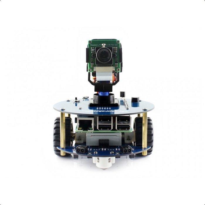 【莓亞科技】樹莓派 3 自走車機器人 AlphaBot2 套件(含稅現貨NT$2680)
