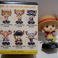 7 11 One Piece Chopper World 海賊王 LUFFY CHOPPER 路飛索柏 一款