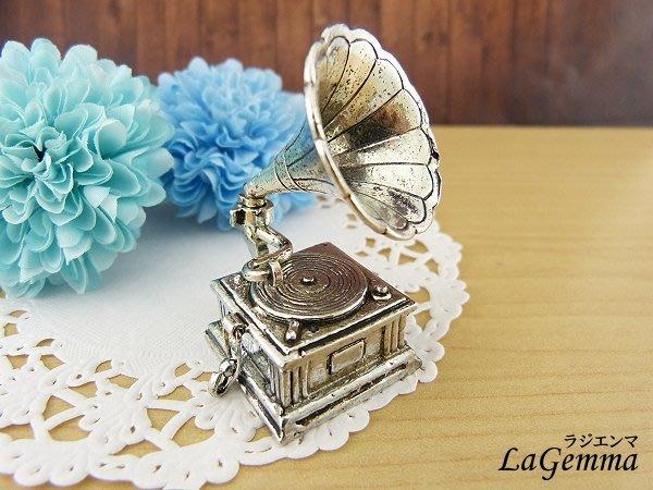 ♥ 寶峻精品 ♥特價出清388元~仿古藝品 復古留聲機 錫盒擺件 zakka雜貨 可打開裝小耳環 TN-1