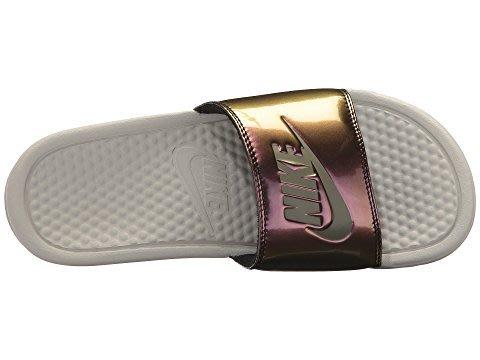 美國時尚網~Nike Benassi JDI Sport Slides 偏光色拖鞋