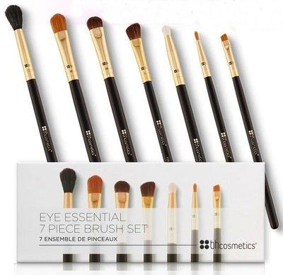 【愛來客 】美國BH Cosmetics Eye Essential  7支眼部化妝刷刷具組