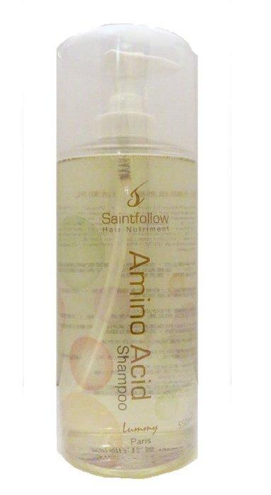 孫協志愛用樂美氨基酸養髮洗髮乳家庭號550ML超值經濟裝(單瓶)