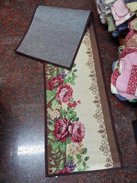 美生活館全新日式鄉村風180 *40 地墊廚房 流理臺 下床墊 zakka 地毯 兒童 玄關 床尾--7 號