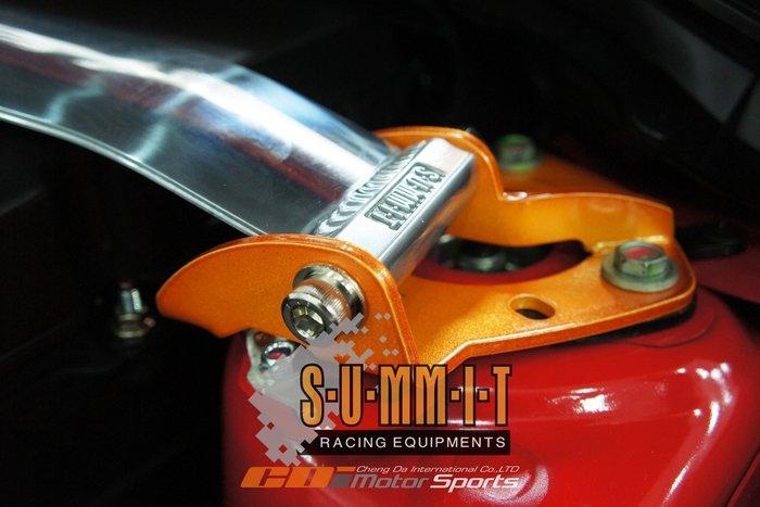 SUMMIT 底盤結構強化 鋁合金強化拉桿 引擎室拉桿 全車底盤拉桿特惠組 歡迎詢問 / 制動改