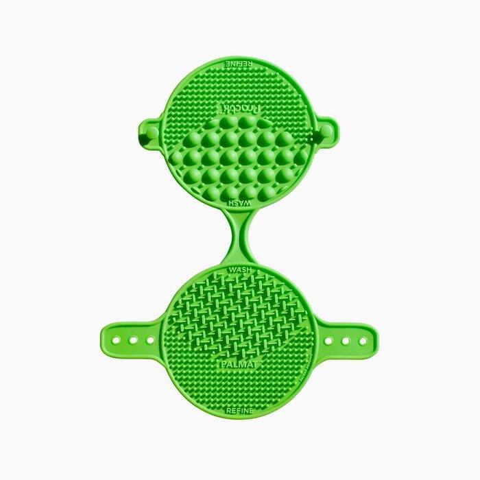 Sigma 副牌 Practk Palmat 簡易刷具清潔墊 Green 綠 Brush Maniac 官方授權代理商