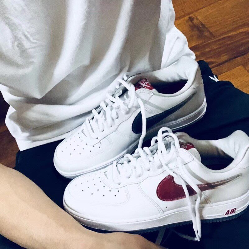 Nike Air Force 1 Low Retro 板鞋 845053-105 SIZE 35-45