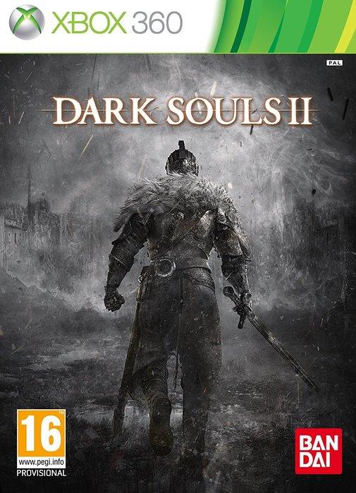 全新未拆 XBOX 360 黑暗靈魂2 (2片裝) -中文版- Dark Souls 2: Scholar