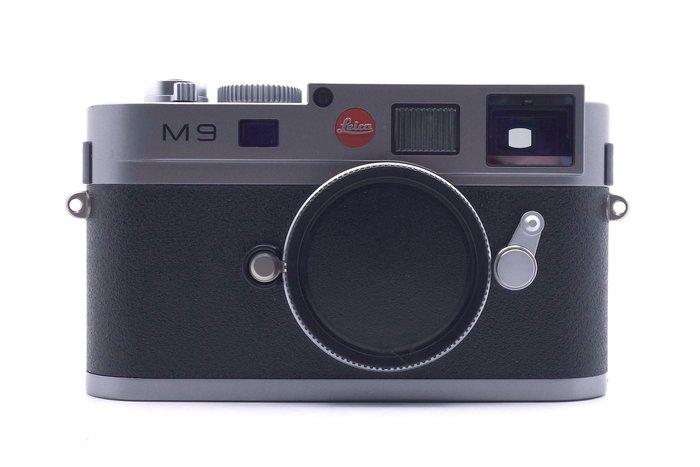 【台中青蘋果】徠卡 Leica M9 單機身 二手 全片幅 旁軸 數位相機 快門次數約2570 #21420