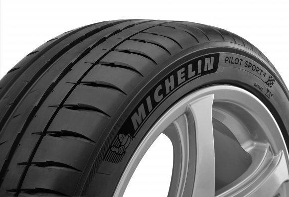 [正大] 輪胎米其林PS4  235/40/18 促銷完工價一條5800元德國3D電腦四輪定位
