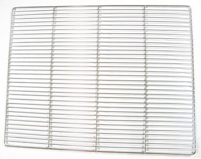 【優比寵物】2尺(304#級)(加粗)固定式白鐵不銹鋼/不鏽鋼線籠專用底網/腳踏網 台灣製造