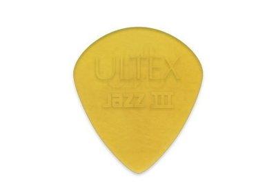 ☆ 唐尼樂器︵☆ Dunlop Ultex Jazz III 1.38mm 電吉他/電貝斯 Bass Pick 彈片(速彈小烏龜款)