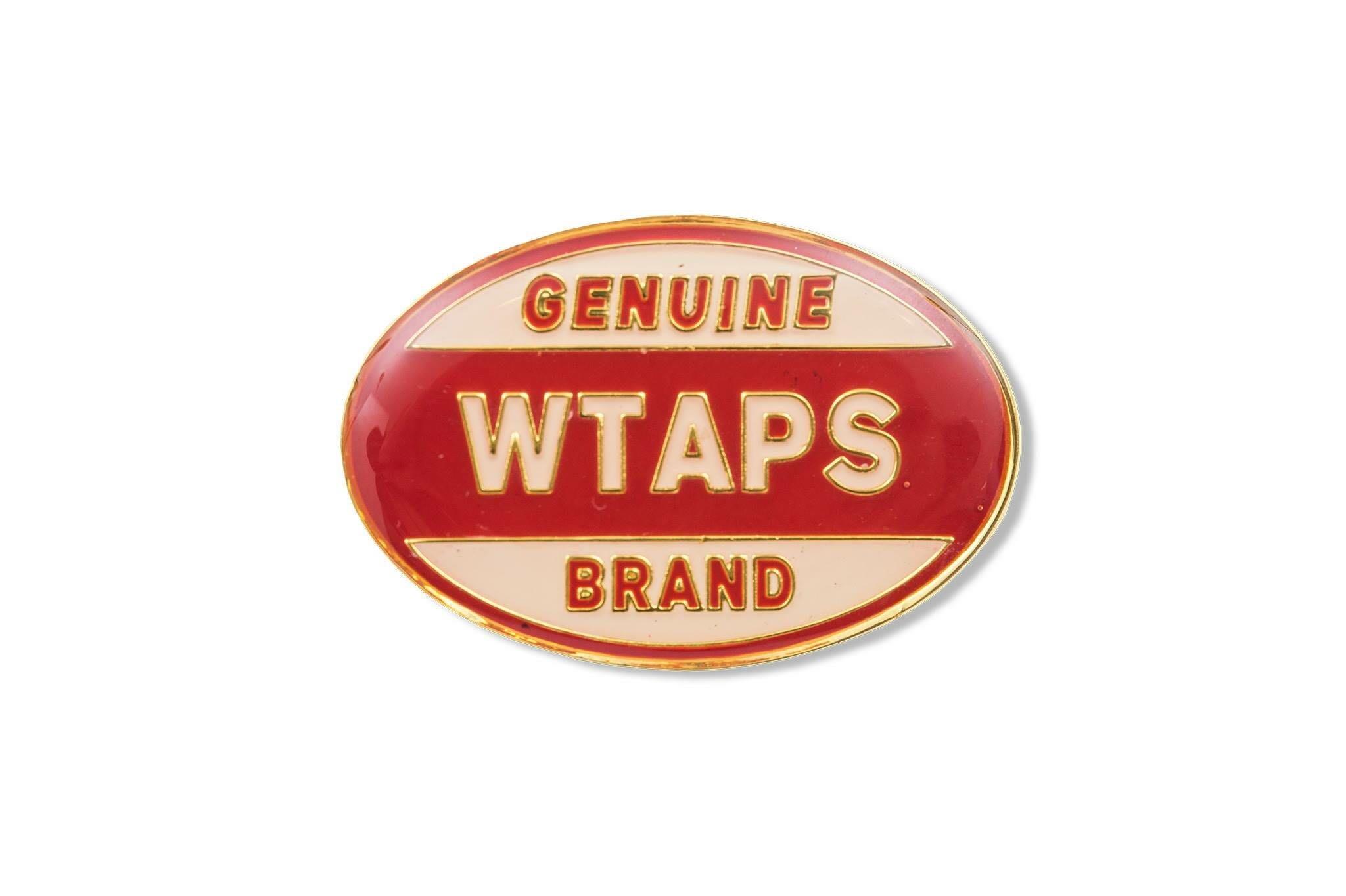 18SS WTAPS PINS 01 / BADGE. STEEL 含運